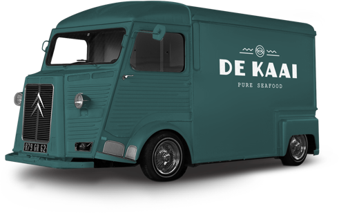 Foodtruck De Kaai